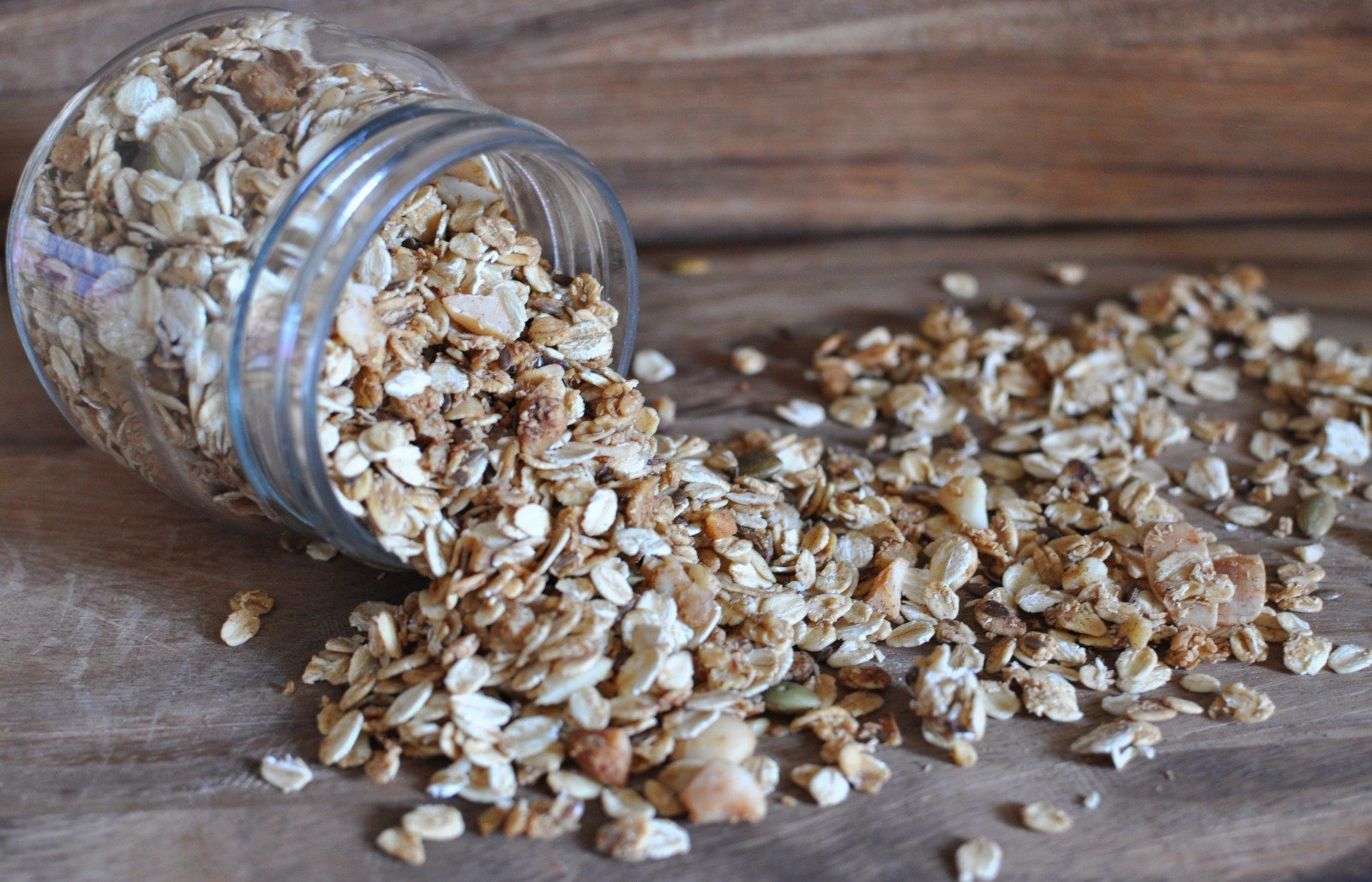 Macadamia muesli