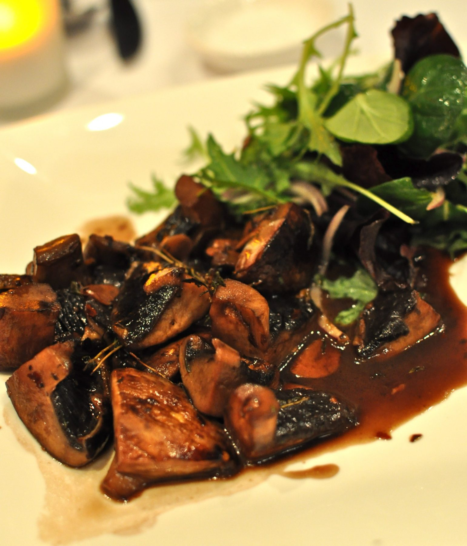 Sauteed mushrooms $22.90