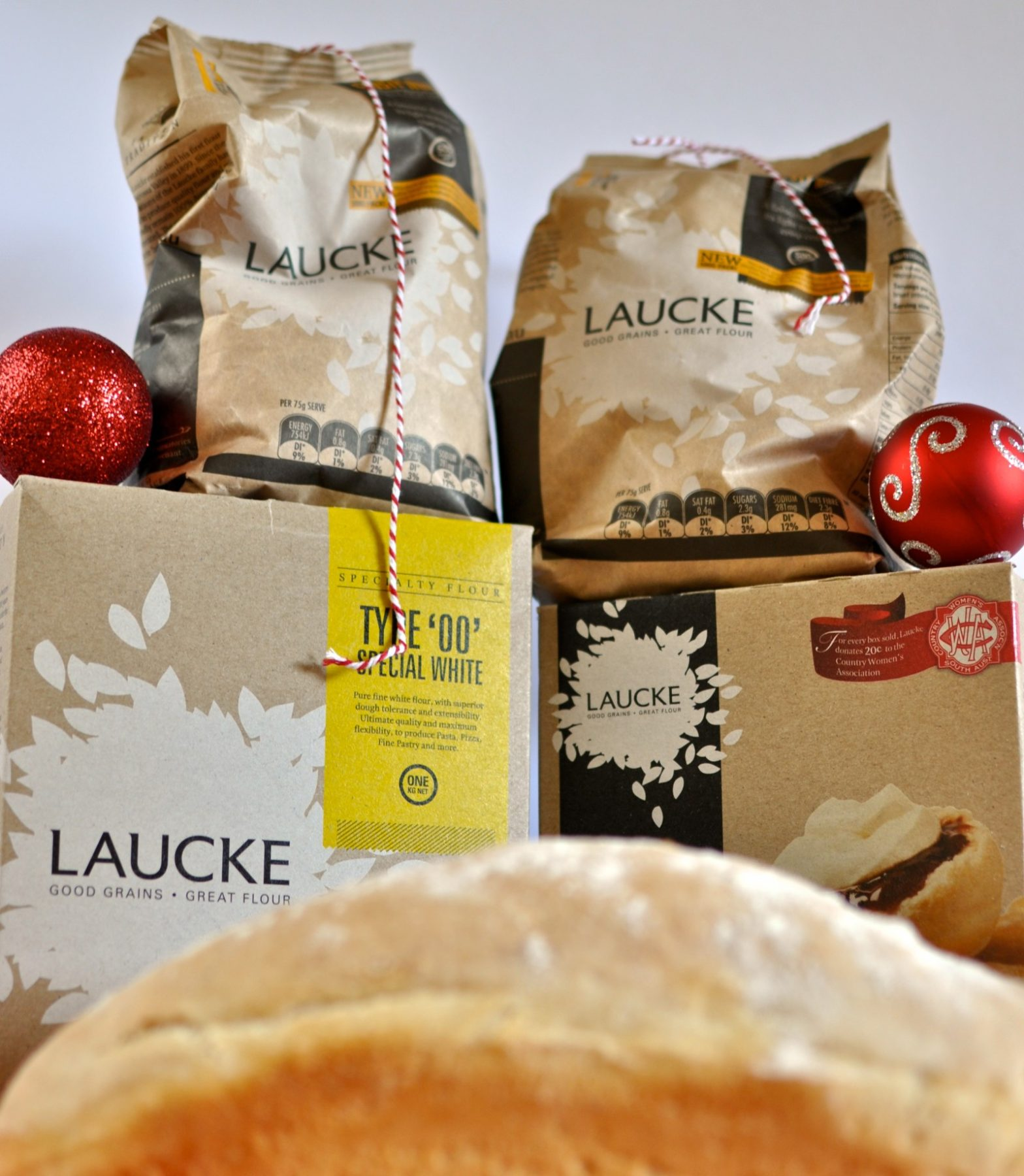 Laucke bread mixes