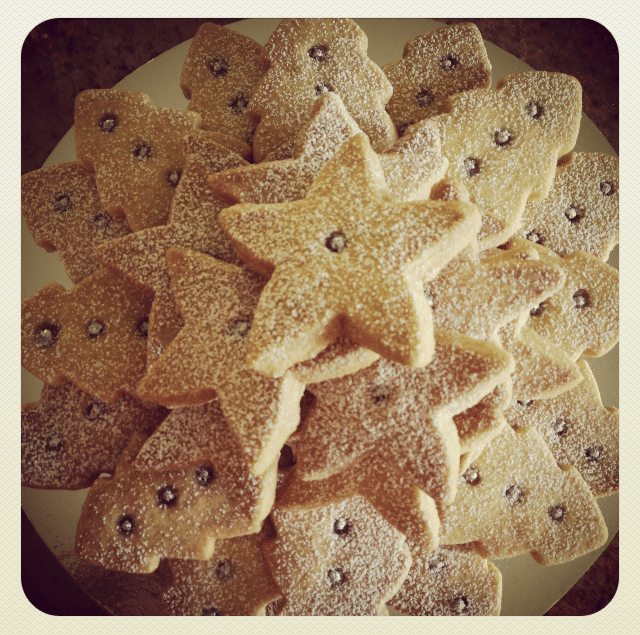 Charlie&#039;s mum&#039;s shortbread
