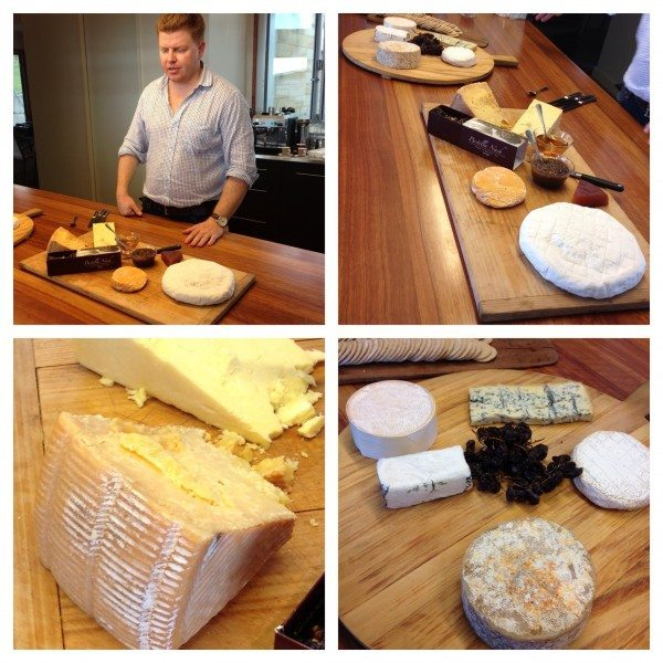 Cheese time with Michael from Primo Fine Foods