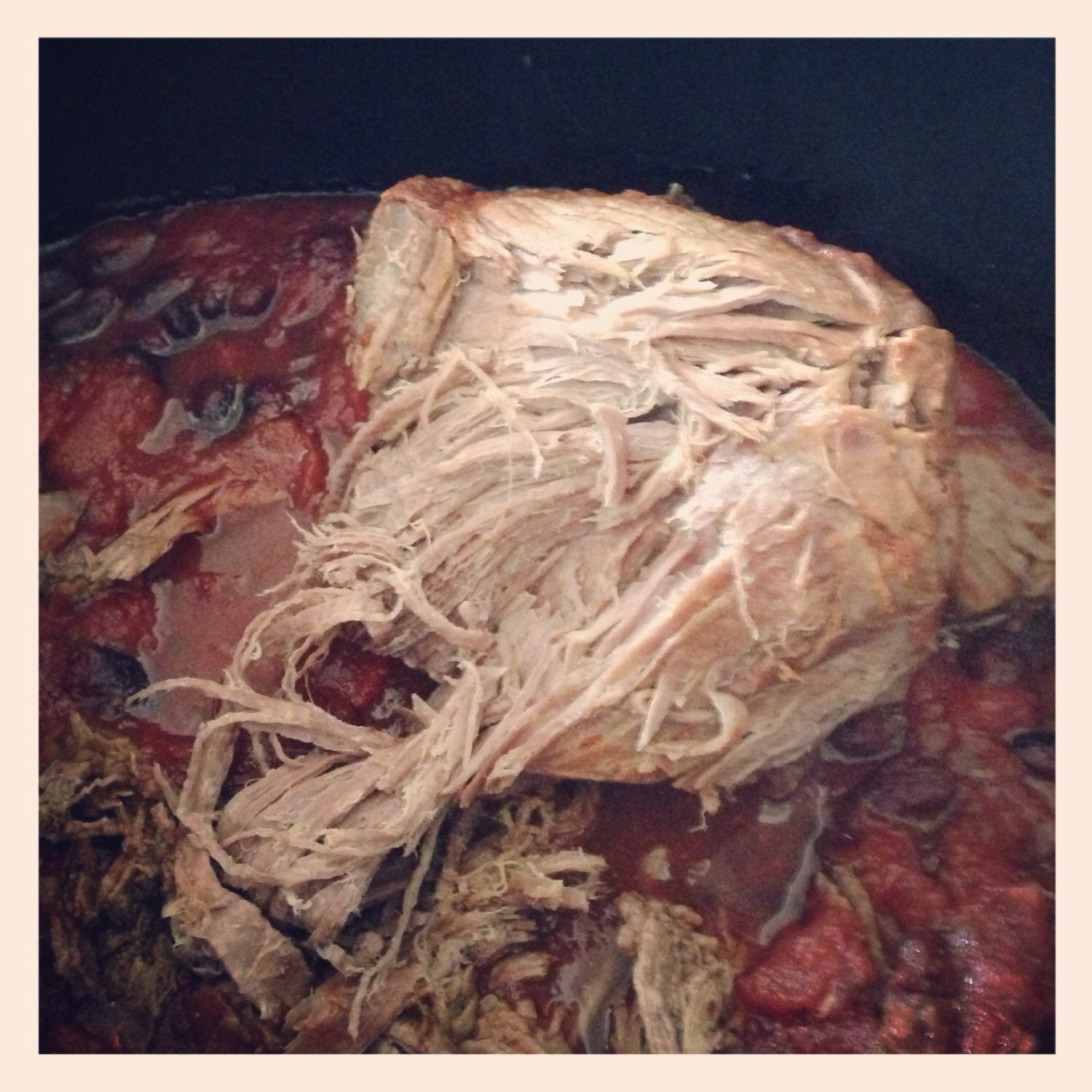 Shredded beef - recipe coming next week