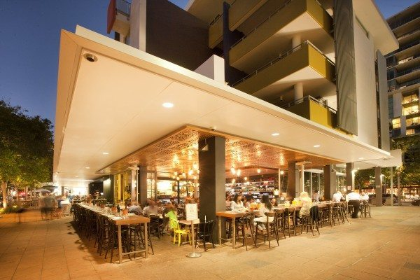Ole Spanish restaurant - Southbank