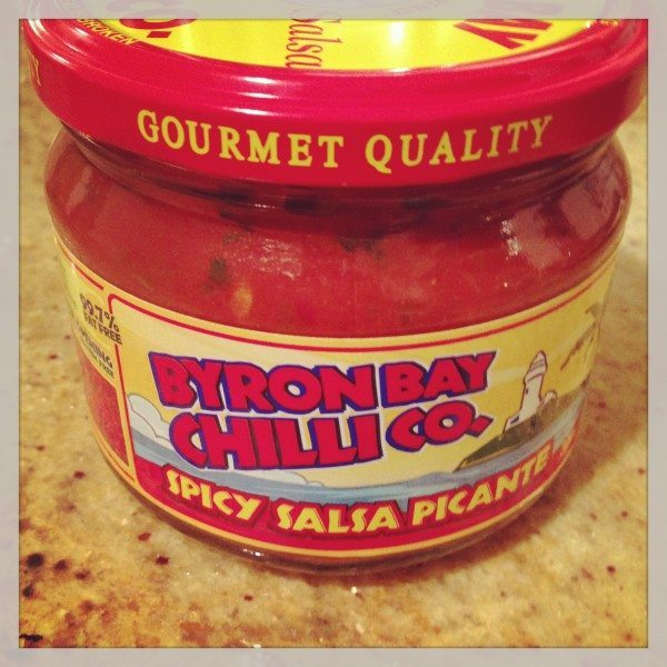 Byron Bay Chili co. spicy salsa