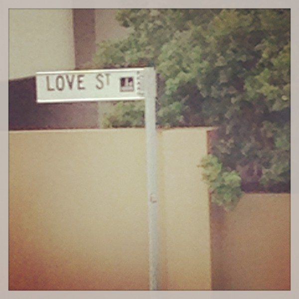 Love Street on Valentine's Day