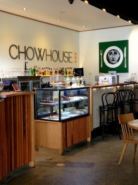 Inside Chow House New Farm