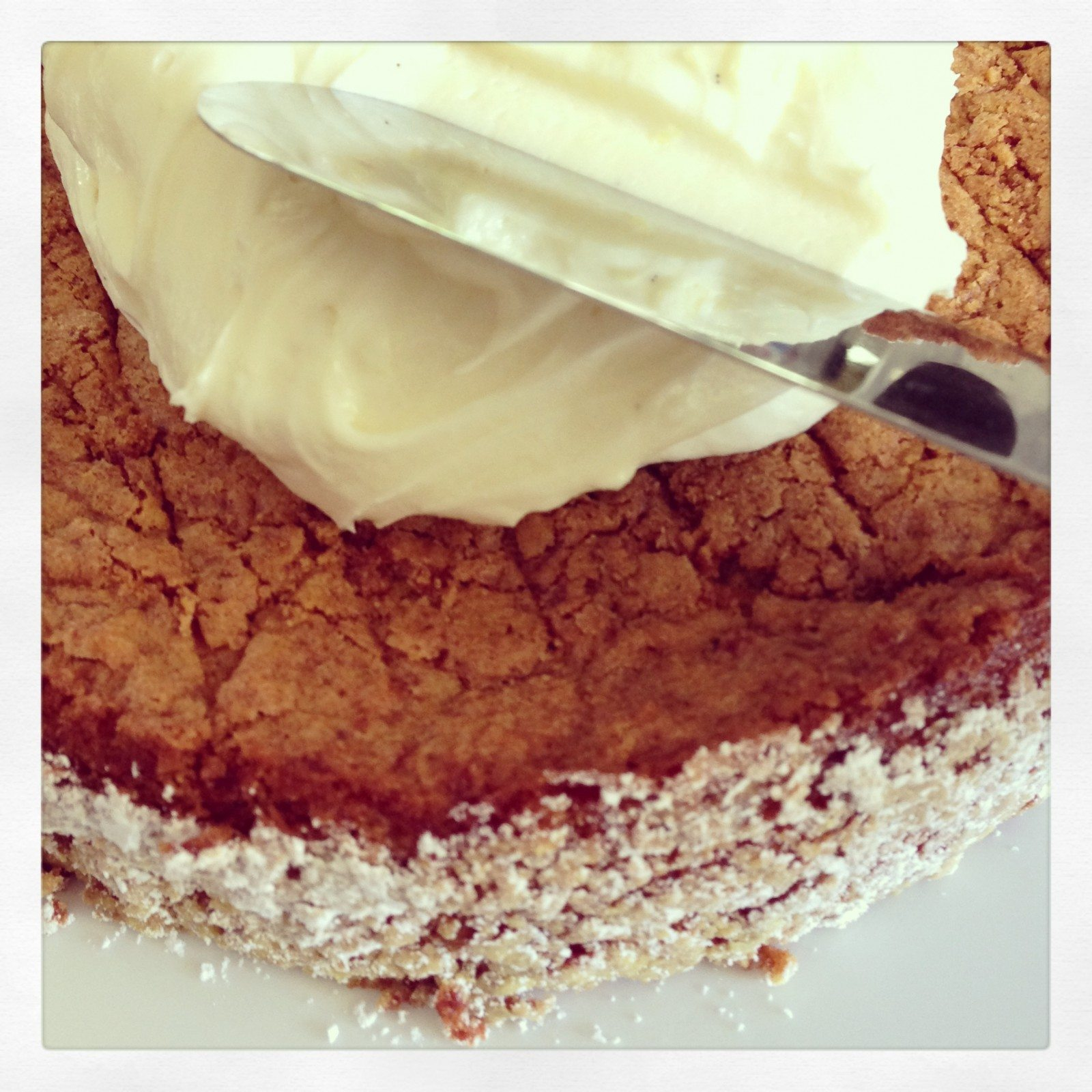 The best ever carrot cake - recipe to come