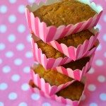 Carrot muffins for the Secret Recipe Club