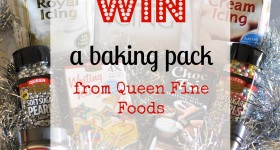 Win a Queen baking pack